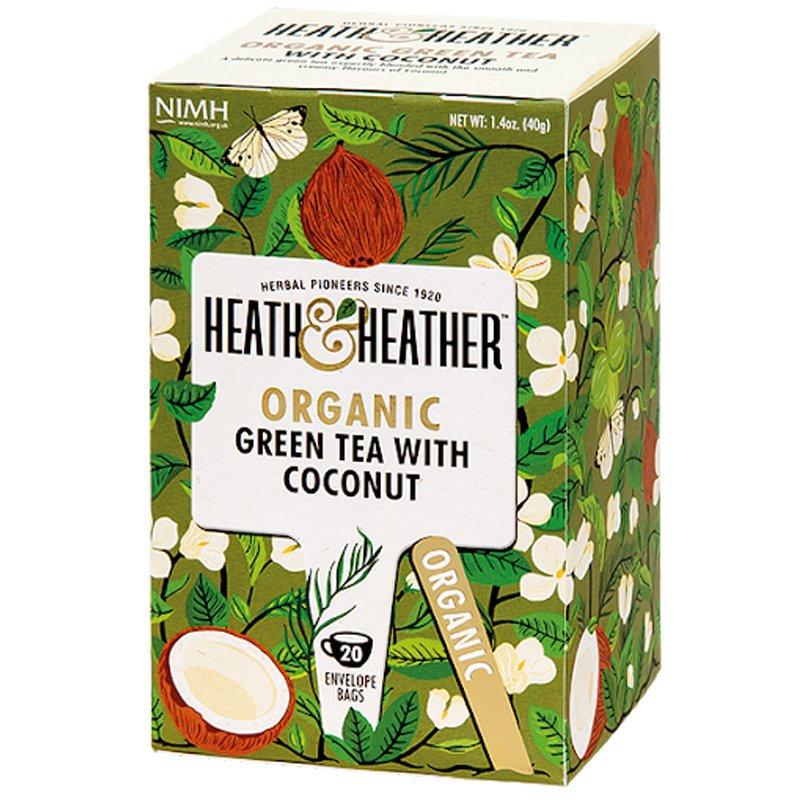 Vihreä Tee Kookos - 21% alennus