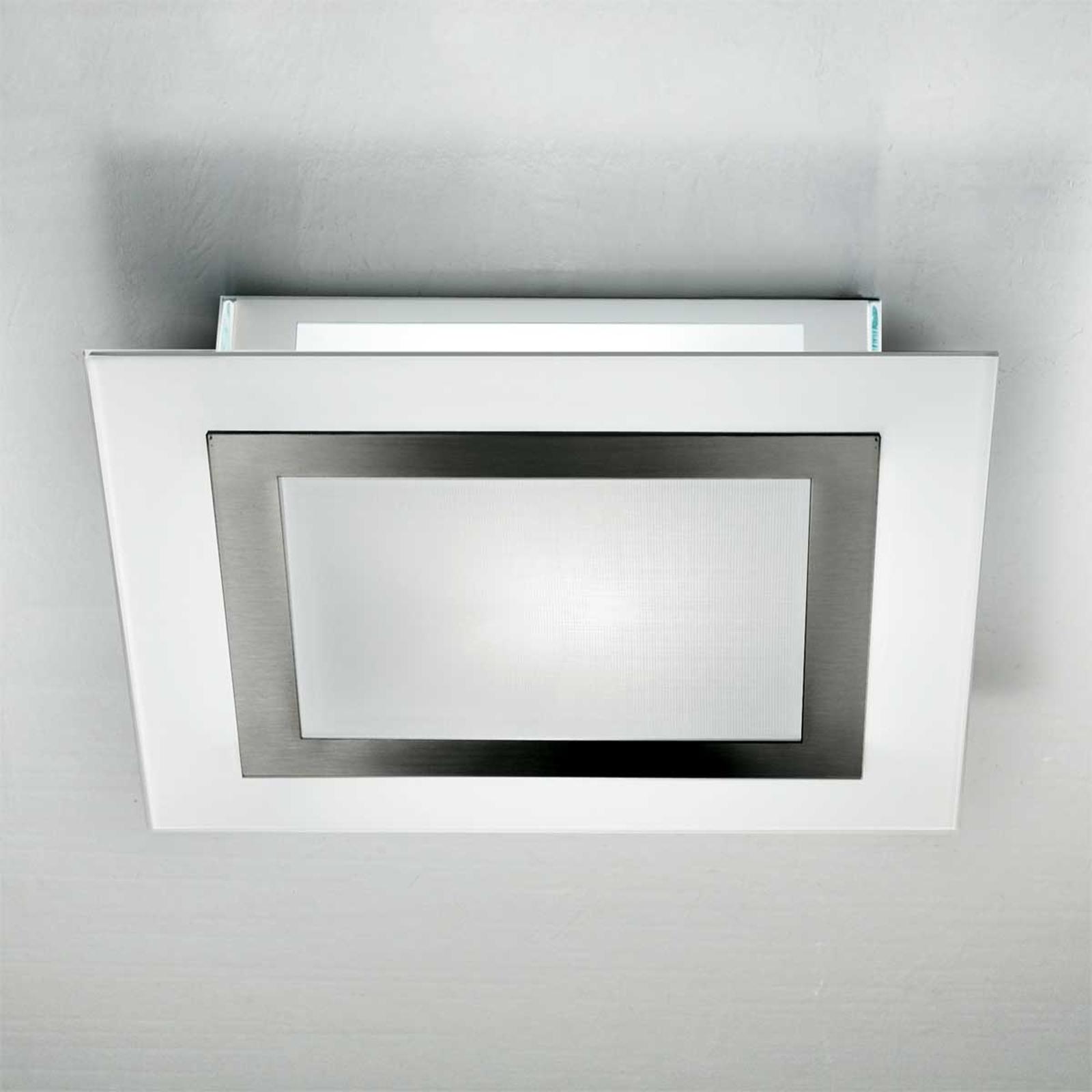 Tyylikäs kattovalaisin Frame 8155, E27 40 cm