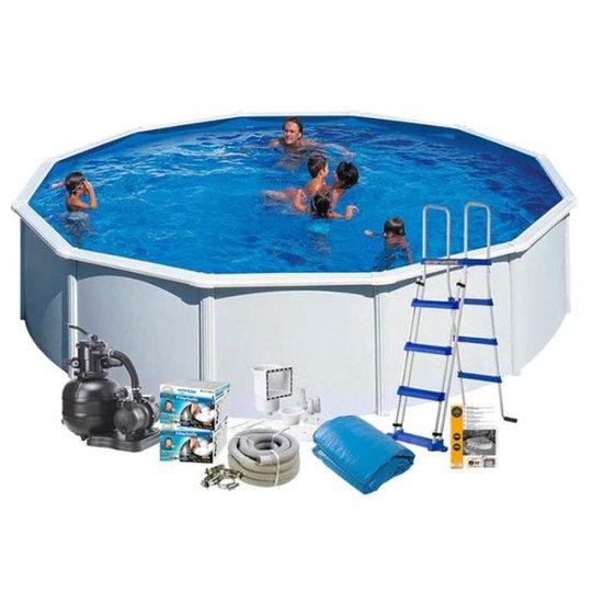 Swim & Fun 2702 Allaspaketti Ø5,5 x 1,2 m, 24 944 l