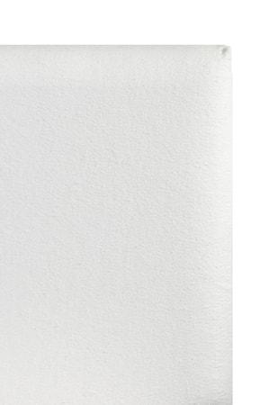 Sänggavelklädsel Weeknight 160x140 cm - Vit