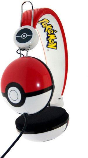 OTL Pokemon Pokeball Tween Dome Hodetelefoner