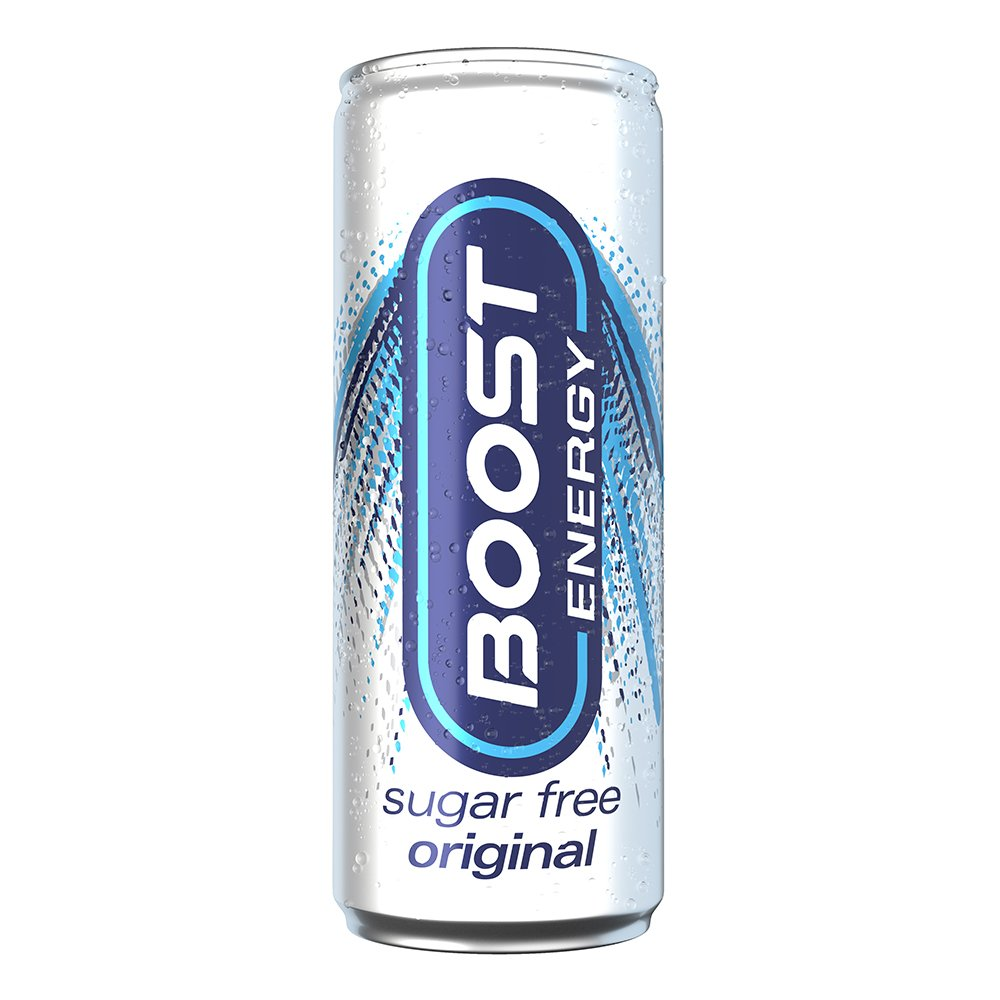 Boost Energy Sockerfri - 1-pack