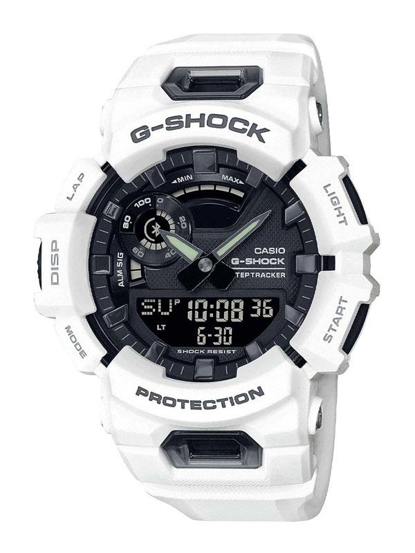 CASIO G-Shock Steptracker Bluetooth GBA-900-7AER - Sportklocka