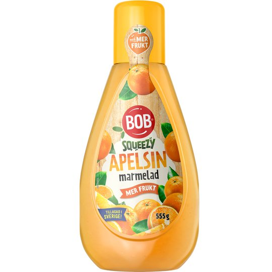 Apelsinmarmelad Squeezy - 28% rabatt