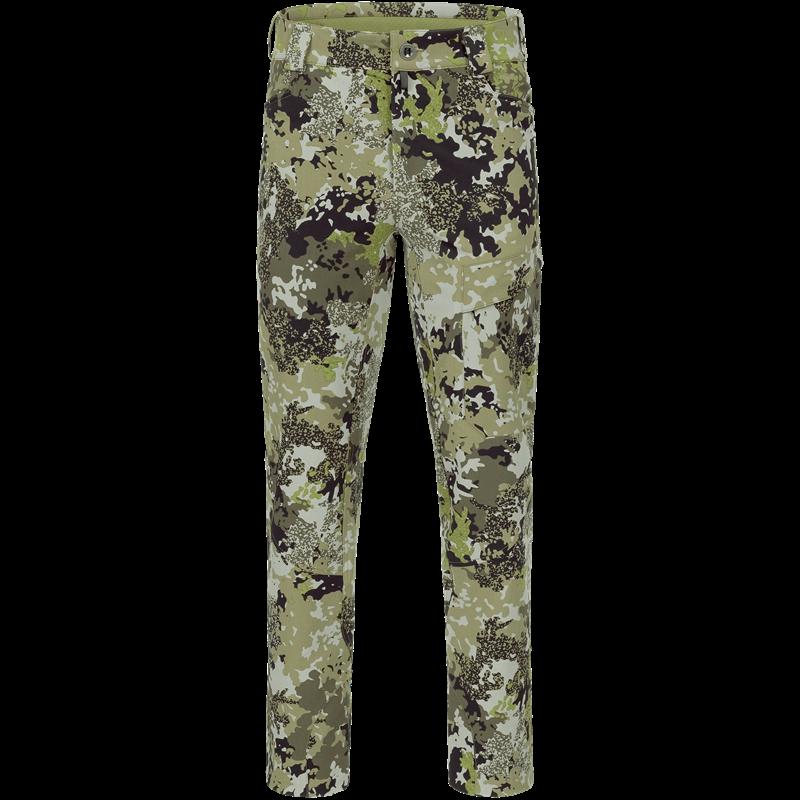 Blaser Men's Resolution Pants 56 Camo Robust værbestandig, allround jaktbukse