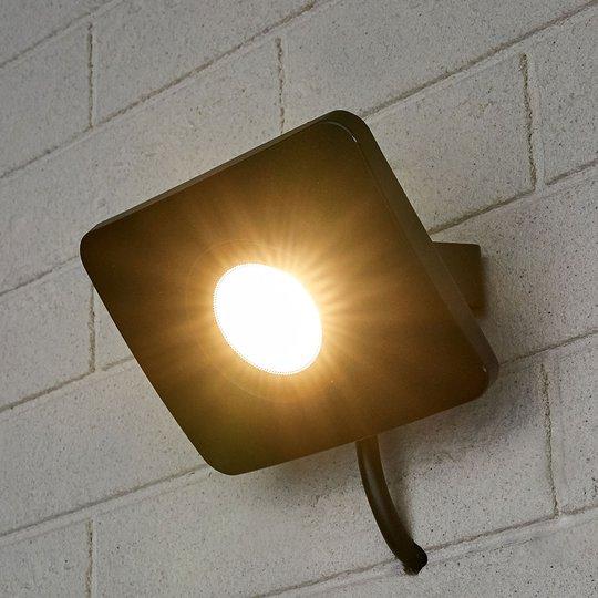 LED-ulkoseinävalaisin Duke alumiinia, 20 W