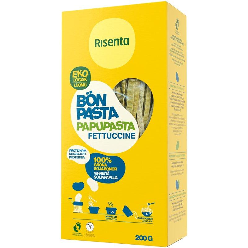 Eko Bönpasta Fettuccine - 23% rabatt
