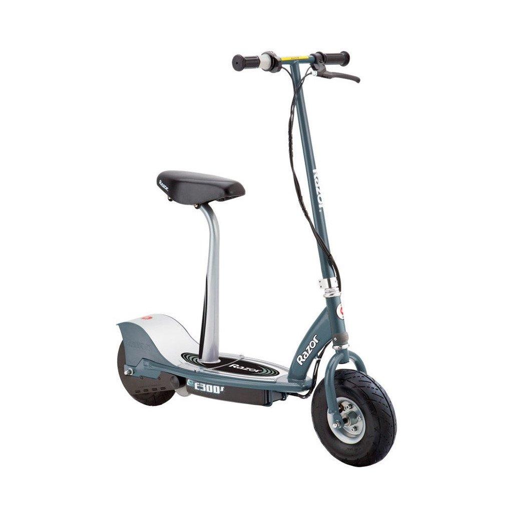 Razor - E300S Electric Scooter - Matte Gray (13173815)