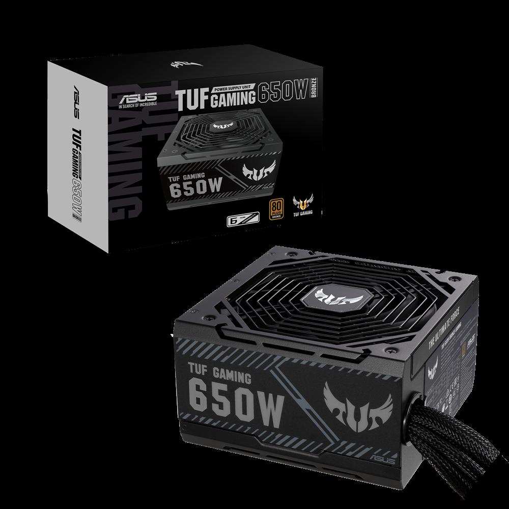 ASUS - TUF Gaming 650W Bronze PSU