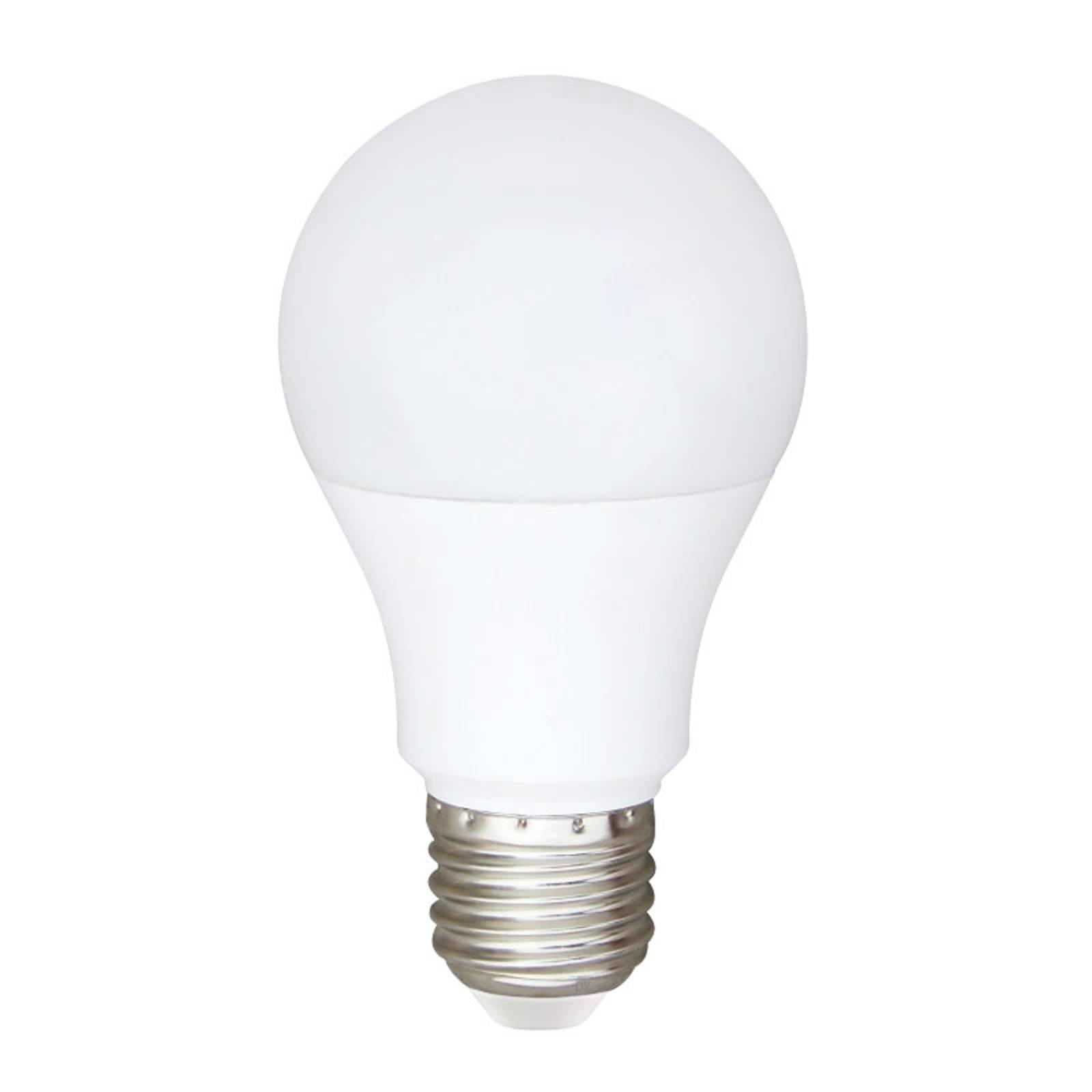 LED-lamppu ARAXA E27 9W AC ja DC, 2 700K