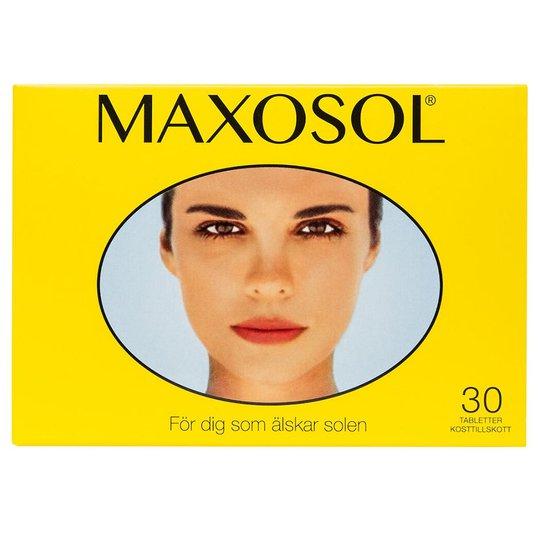 Maxosol, Maxosol Ravintolisä