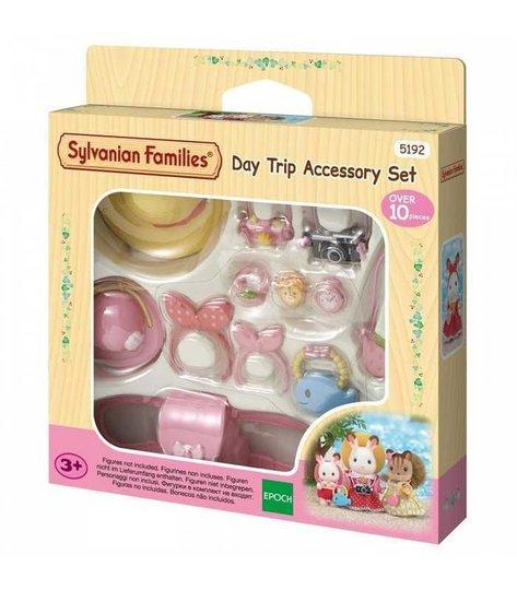 Sylvanian Families 5192 Day Trip Accessory Set