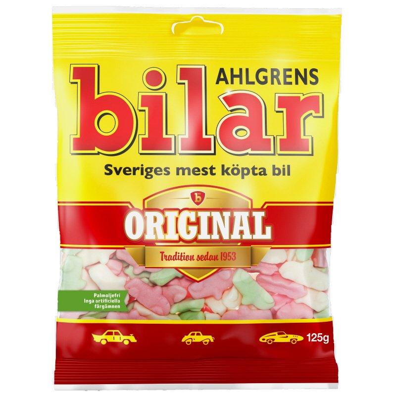 Makeispussi Ahlgrens Bilar Original - 21% alennus