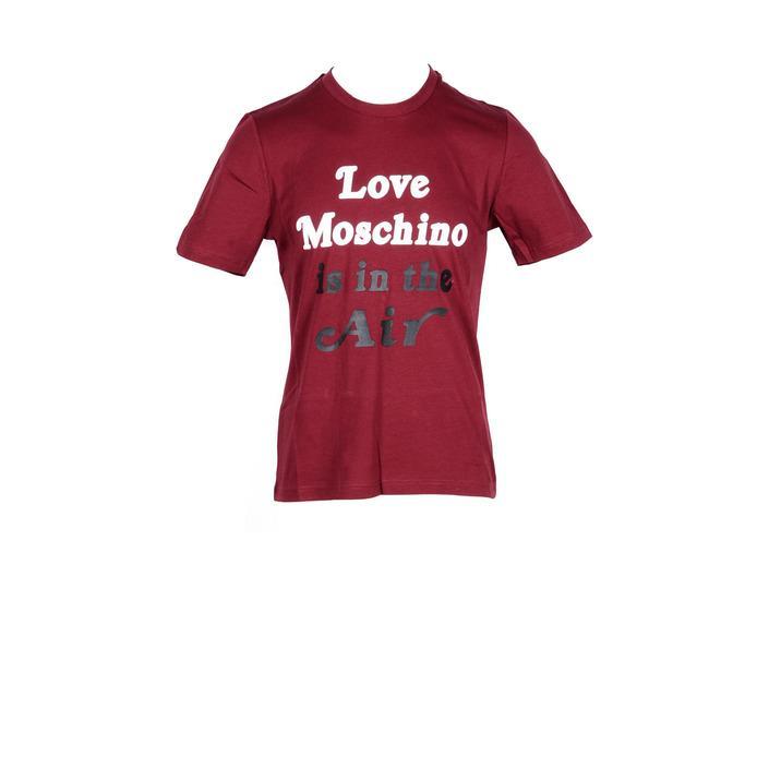 Love Moschino Men's T-Shirt Red 178512 - red M