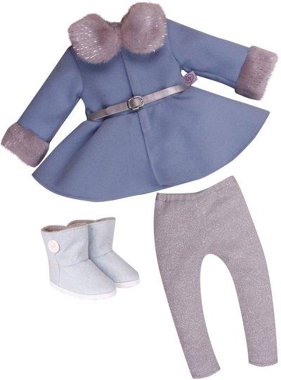 DesignaFriend Dukkeklær Winter Wonderland