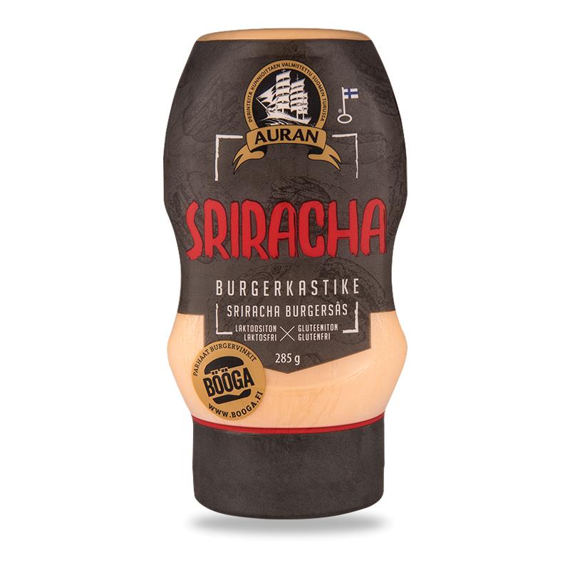 Hamburgersås Sriracha - 39% rabatt