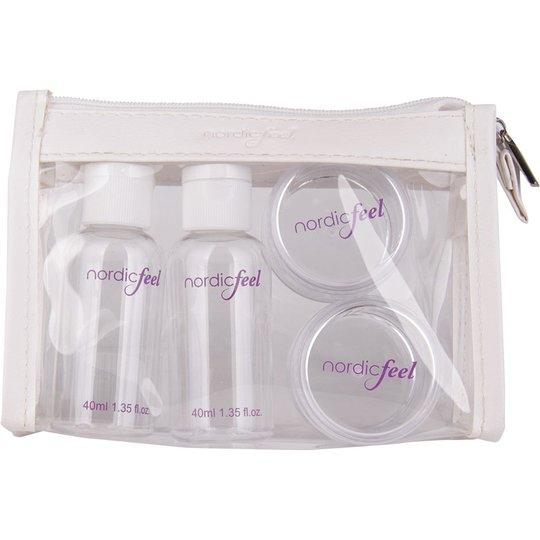 Travel Kit, 40 ml Nordicfeel Beauty Needs Kasvoille