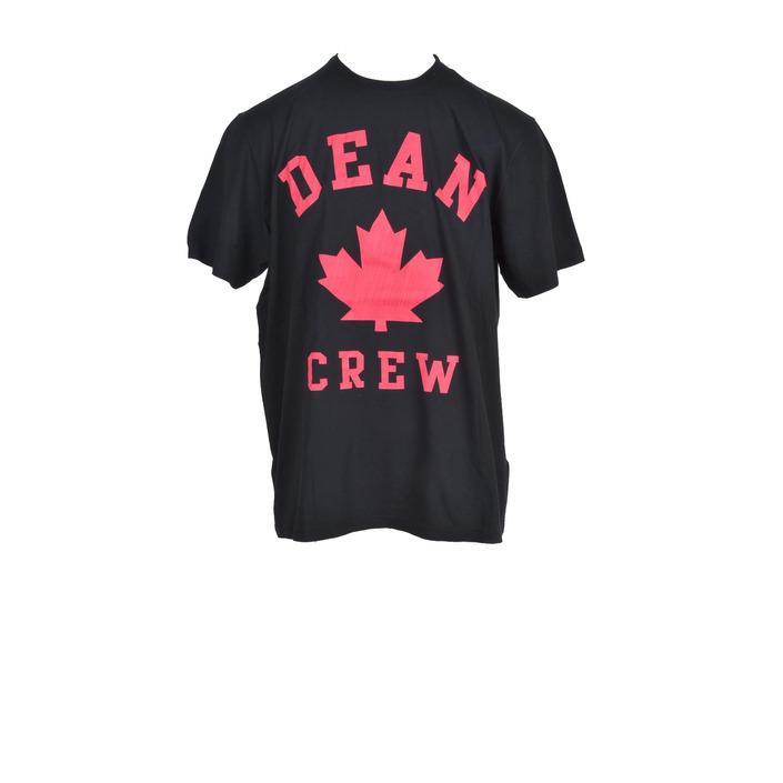 Dsquared - Dsquared Men T-Shirt - black S