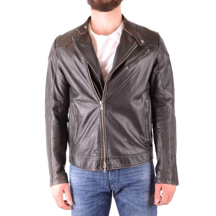 Daniele Alessandrini Men's Jacket Black 165267 - black 52
