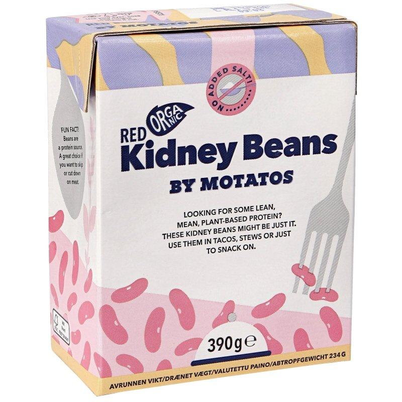 Luomu Kidneypavut - -12% alennus