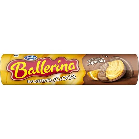 Ballerina Dubbel Apelsin - 26% rabatt