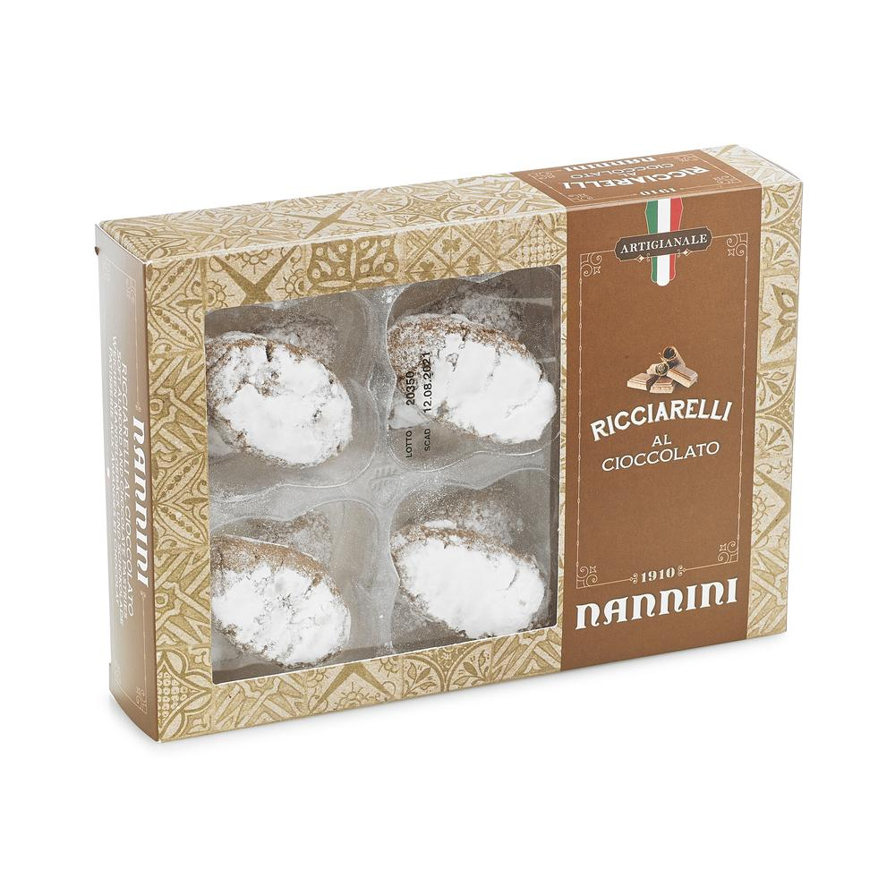 Ricciarelli with Chocolate 250g by Nannini