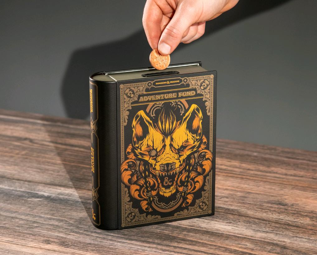 Dungeons and Dragons - Savings Bank (PP6636DD)