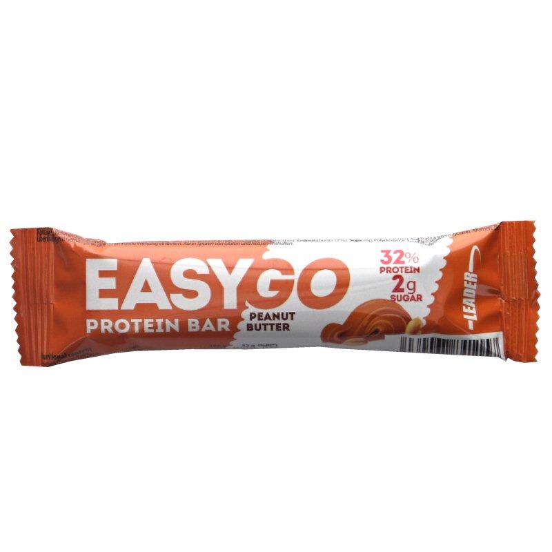 Proteiinipatukka Maapähkinävoi - 40% alennus