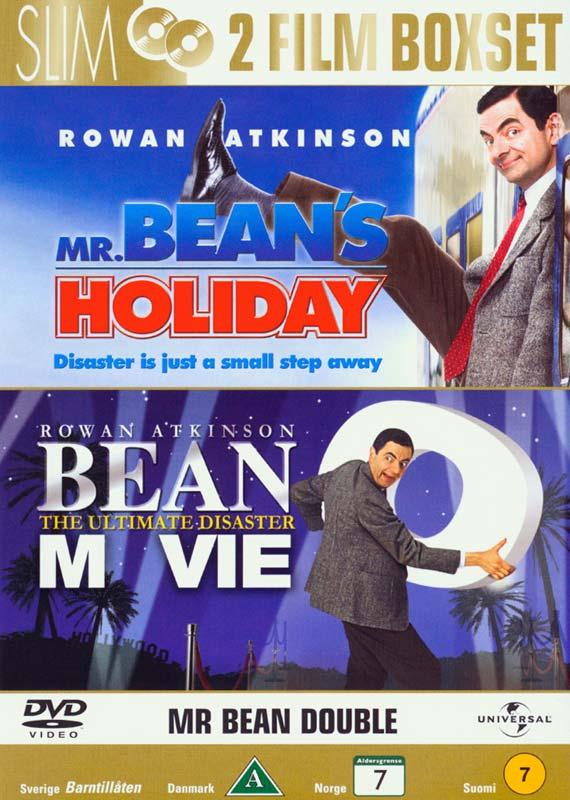 Mr. Bean's Holiday / Bean: The Movie (2 film) - DVD