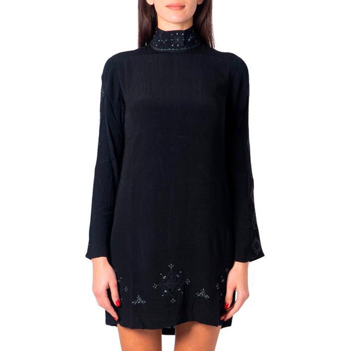 Desigual Women's Dress Various Colours 180389 - black XS