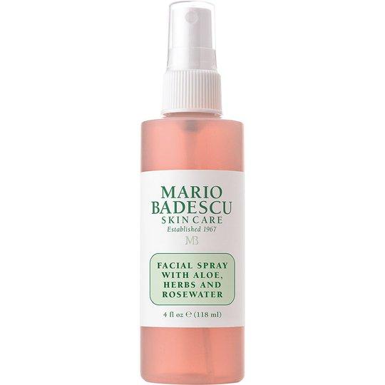 Mario Badescu Facial Spray with Aloe, Herbs & Rosewater, 118 ml Mario Badescu Kasvovedet