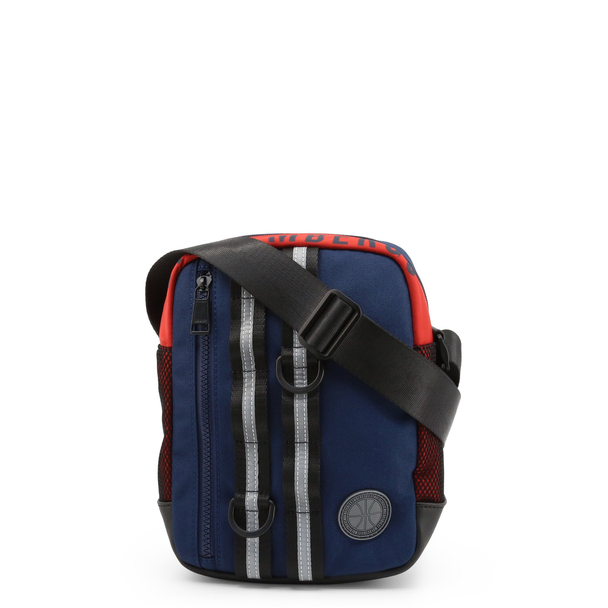 Bikkembergs Men's Crossbody Bag Various Colours E4APME1A0012 - blue NOSIZE