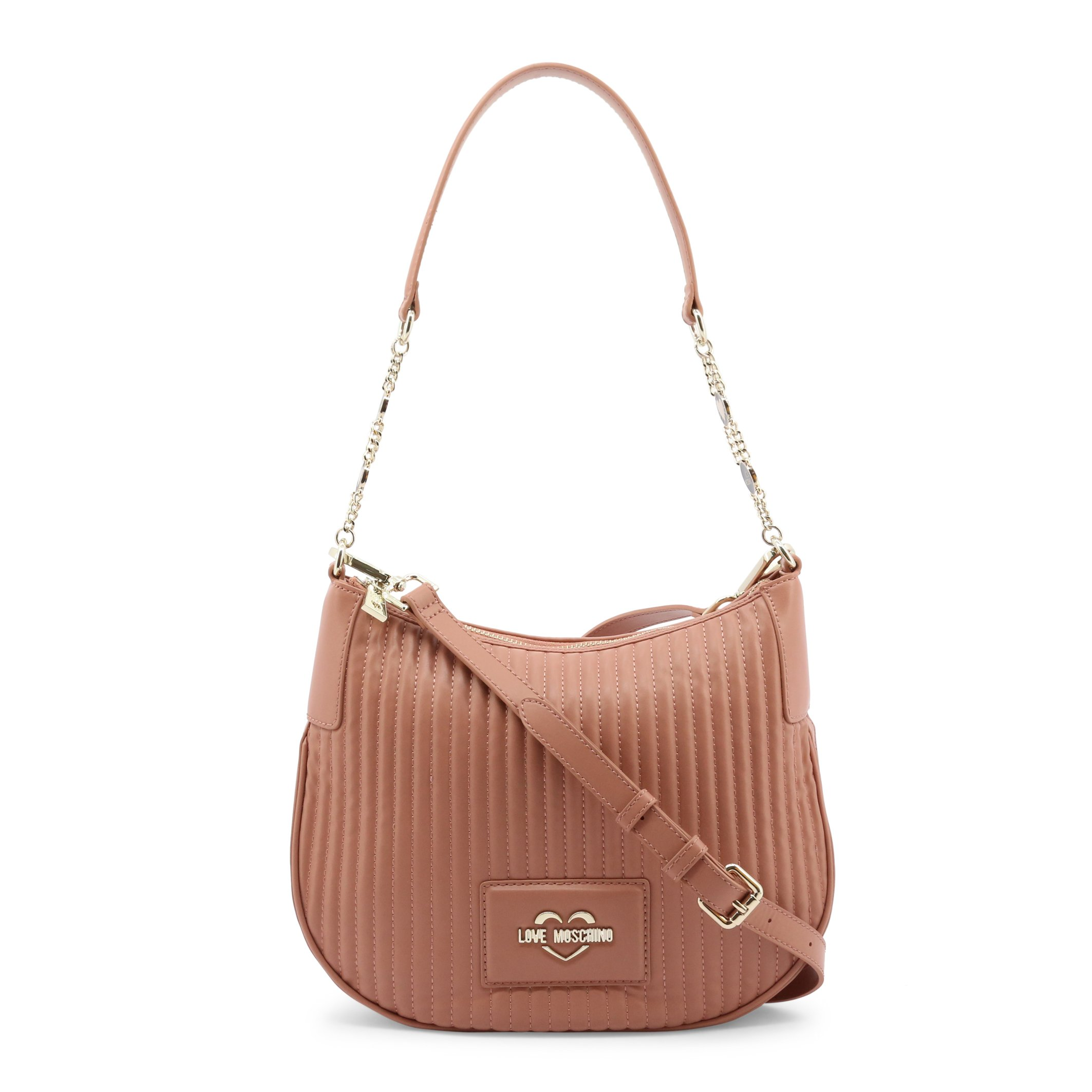 Love Moschino Women's Shoulder Bag Various Colours JC4140PP1DLB0 - pink NOSIZE
