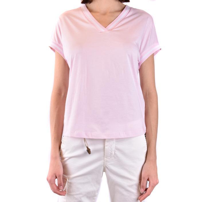 Emporio Armani Women's T-Shirt Pink 188860 - pink 40
