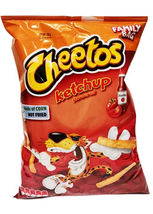Cheetos Ketchupsticks 150g