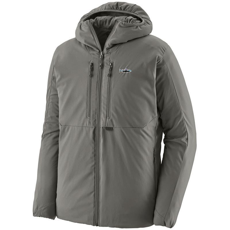 Patagonia M's Tough Puff Hoody XL Hex Grey