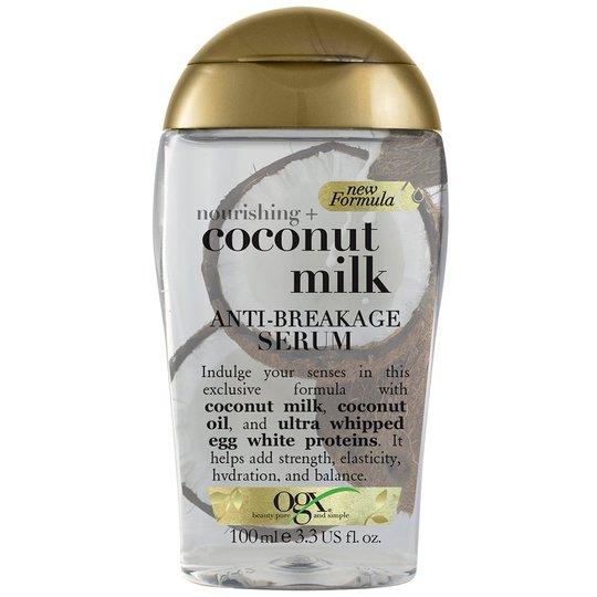 Coconut Milk Serum, 100 ml OGX Hiusöljyt