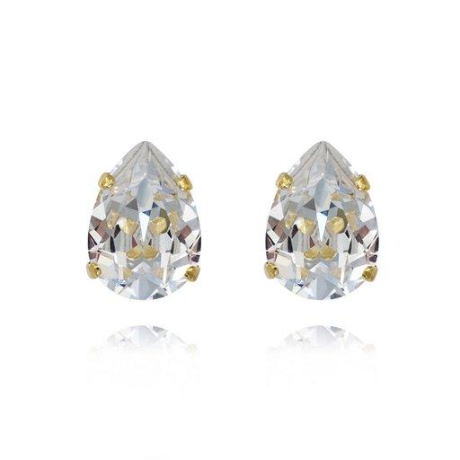 Örhängen Mini Drop Studs Crystal