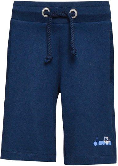 Diadora Shorts, Blue Corsair M