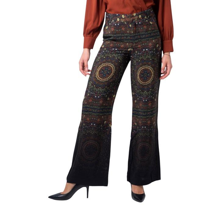 Desigual Women's Trouser Green 183003 - green 38