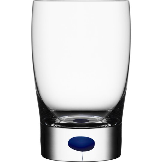 Orrefors Intermezzo Blå Dricksglas 25 cl