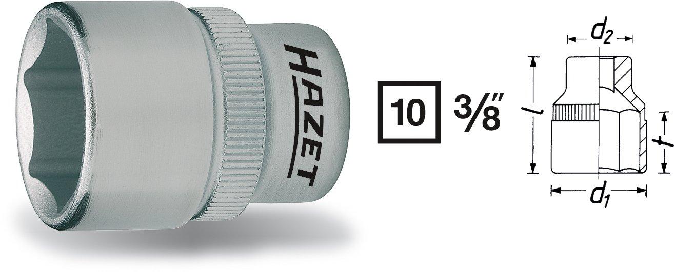 "Hylsa 3/8"" 7mm"