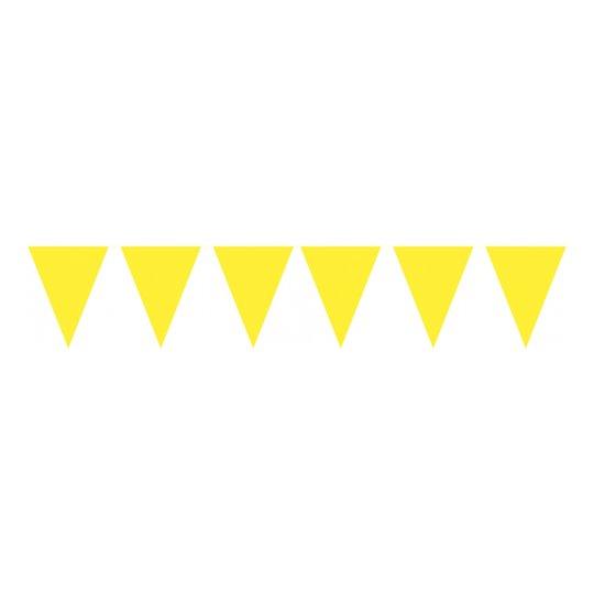 Flaggirlang Gul