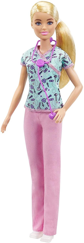 Barbie - Nurse (GTW39)