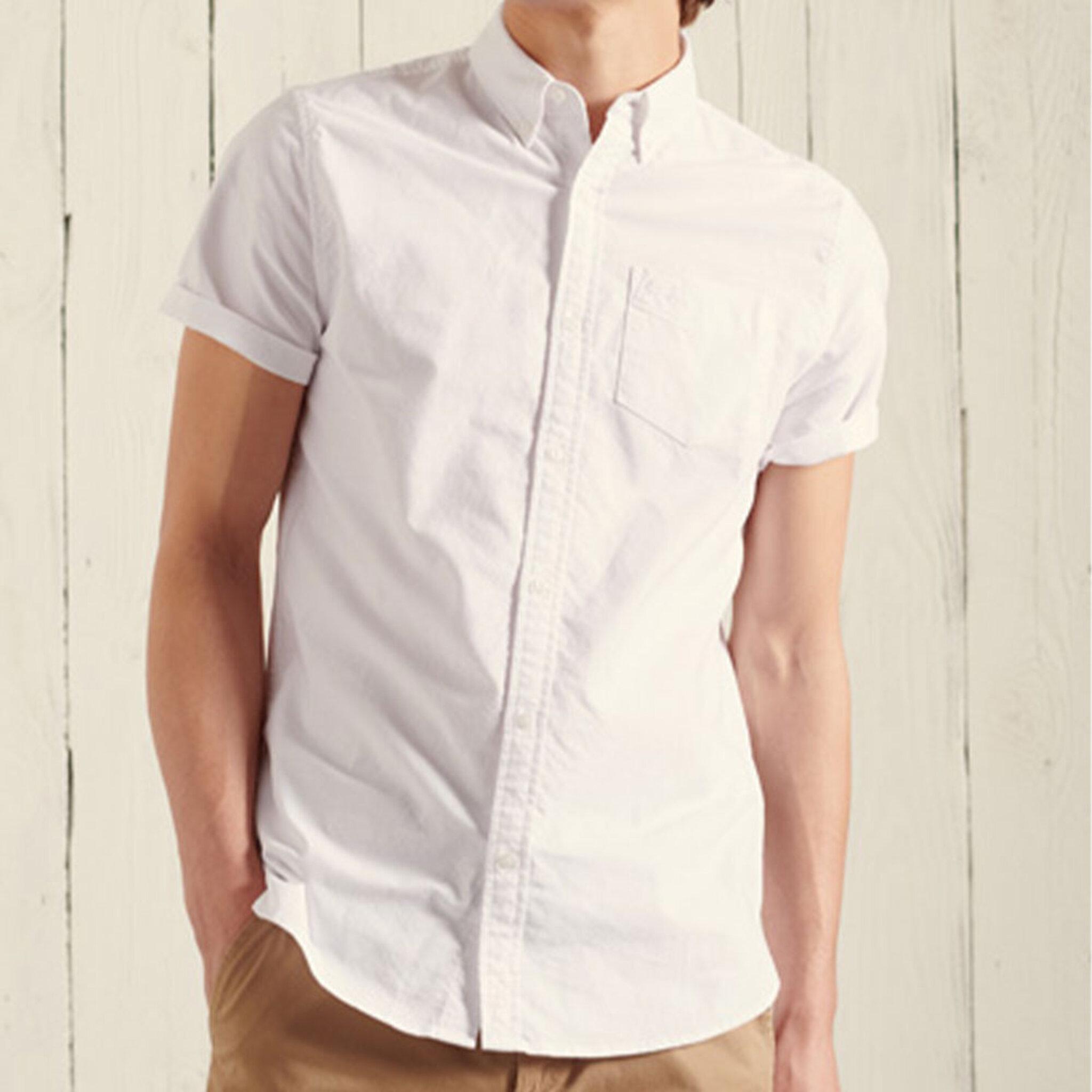 S/S Classic University Oxford Shirt