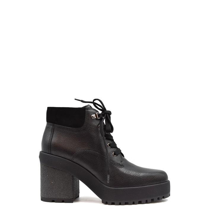 Hogan Women's Boot Black 179256 - black 40