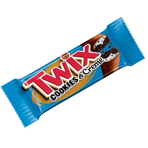 Twix Cookies N Creme - 57