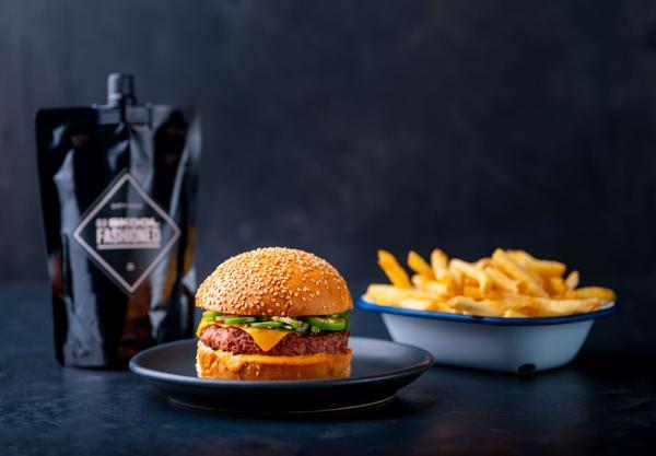 GIFT IT: Dirty Bones Vegan Hero Burger Kit