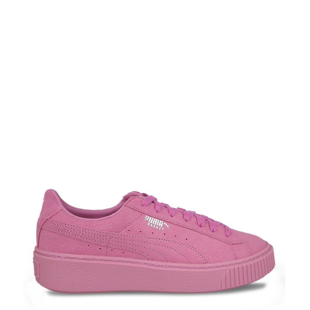 Puma Women's Trainer Various Colours 363313 - pink UK 3.5