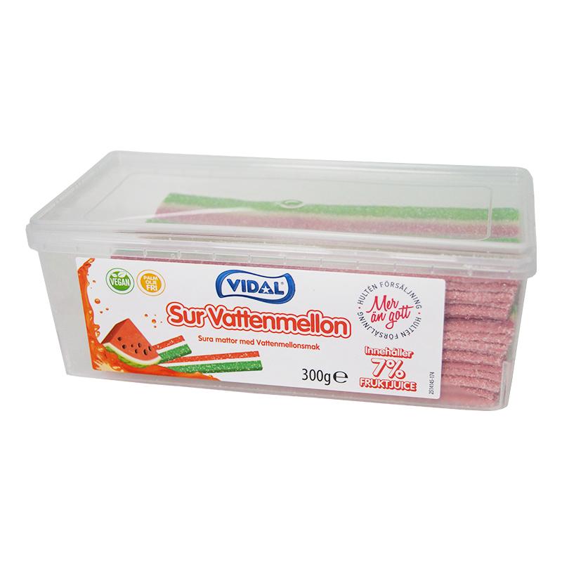 Sura Vattenmelonmattor - 300 gram